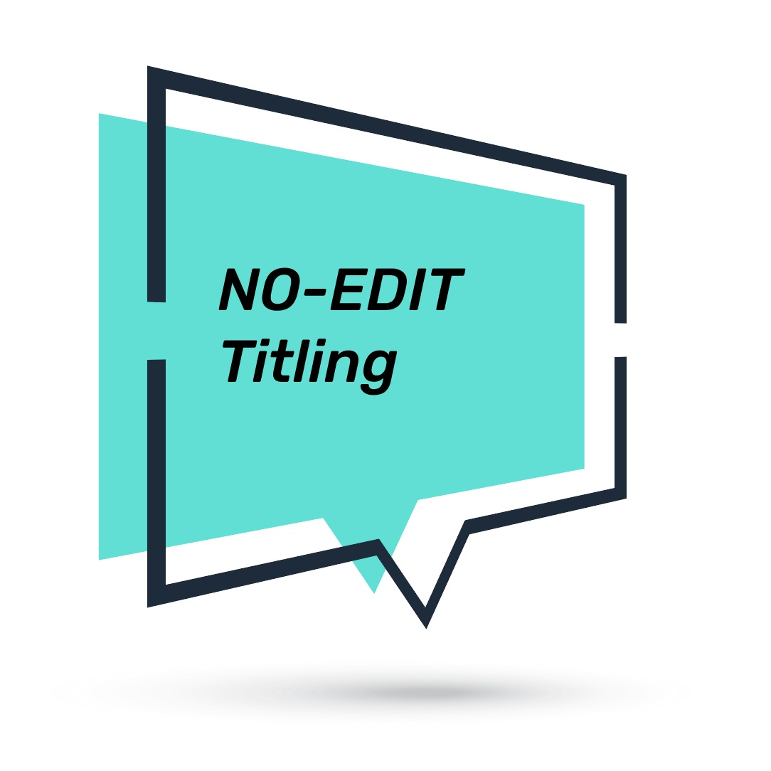 Edit Less, Create More - Creators and editors alike save hours and hours on editing work using 10title to spend no time titling videos and more time on creating!