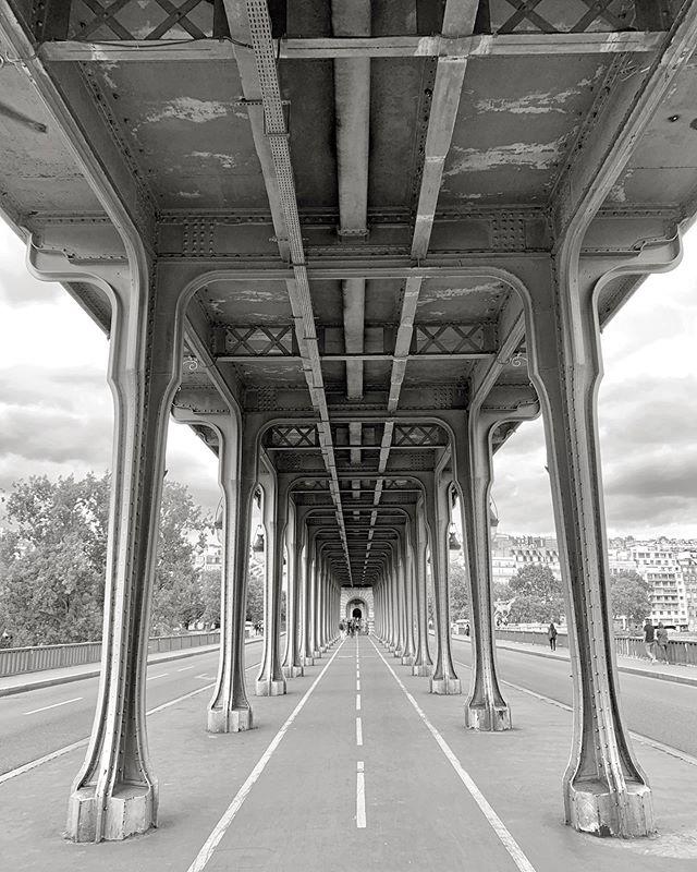 #paris #pontdebirhakeim