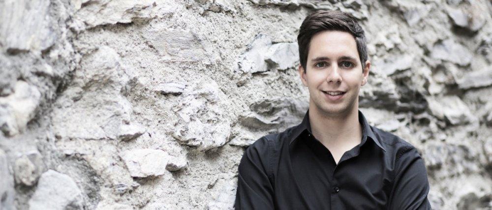 Marco Amherd leitet das Vokalensemble Zürich West im  Matineekonzert am 02.02.2020