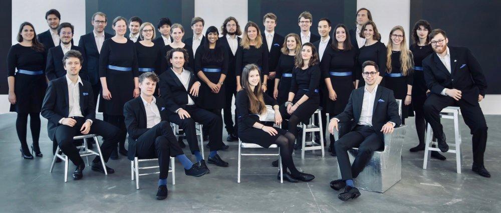 Das Vokalensemble Zürich West singt beim  Matineekonzert am 02.02.2020