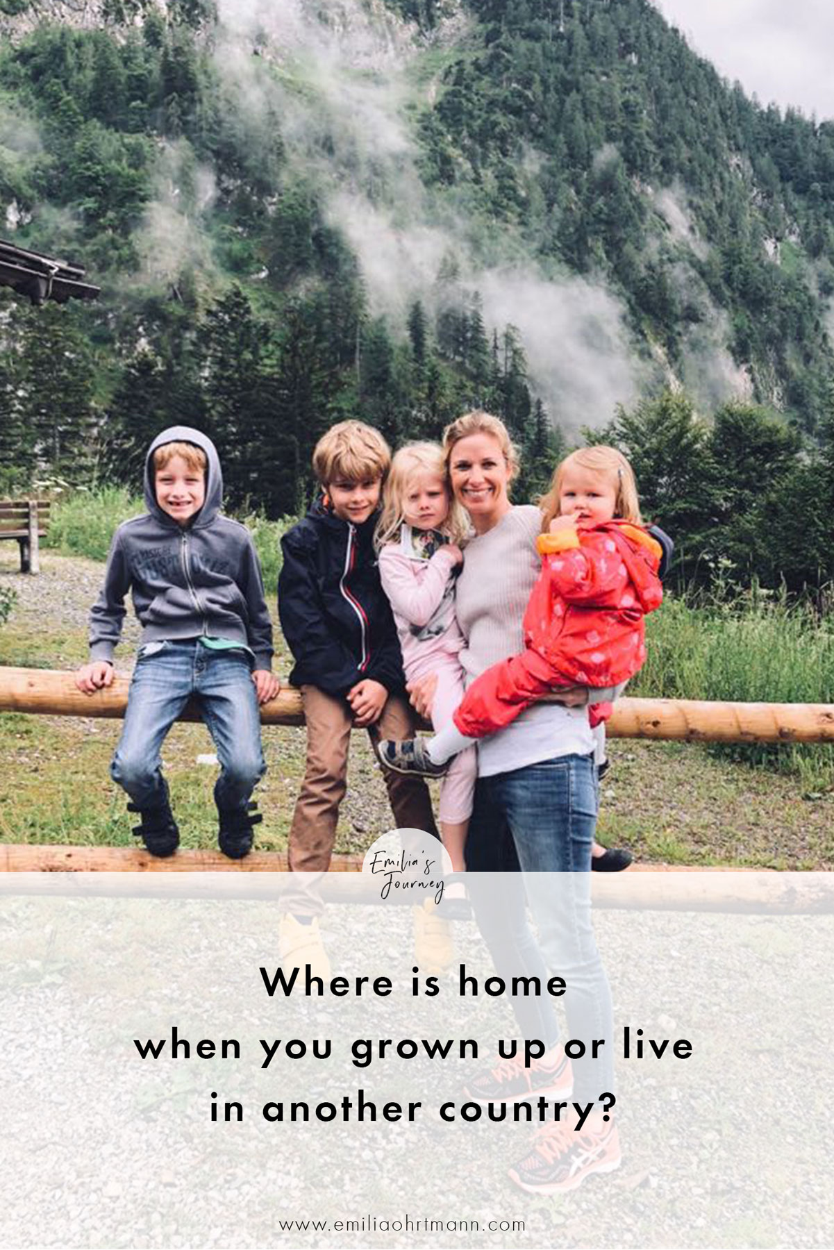 Where is home as an expat | Emilia Ohrtmann