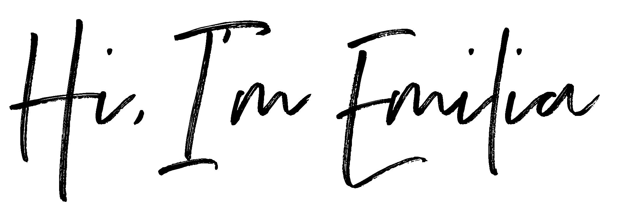 Logo ideas_HI, I;m Emilia.png