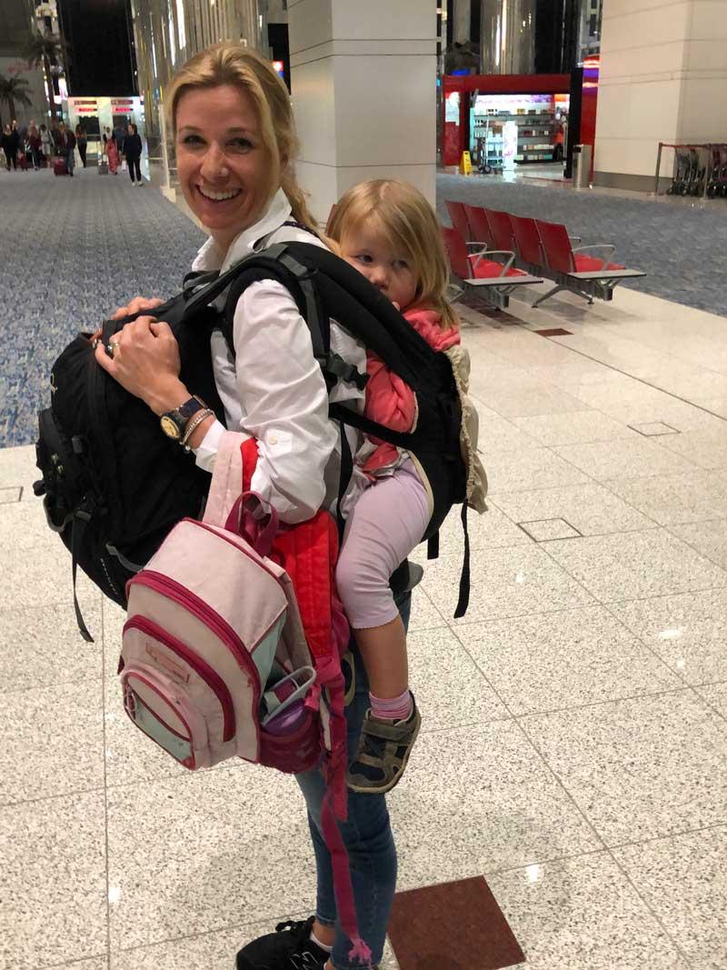 9 tips for flying with children | Emilia Ohrtmann
