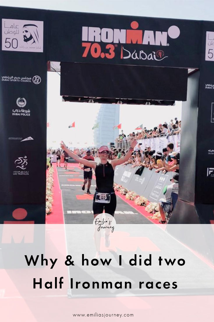 Why and how I completed my first half ironman 70.3 | Emilia Ohrtmann
