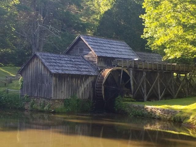 Mabry Mill, Floyd County, Va. (David Rousmaniere)