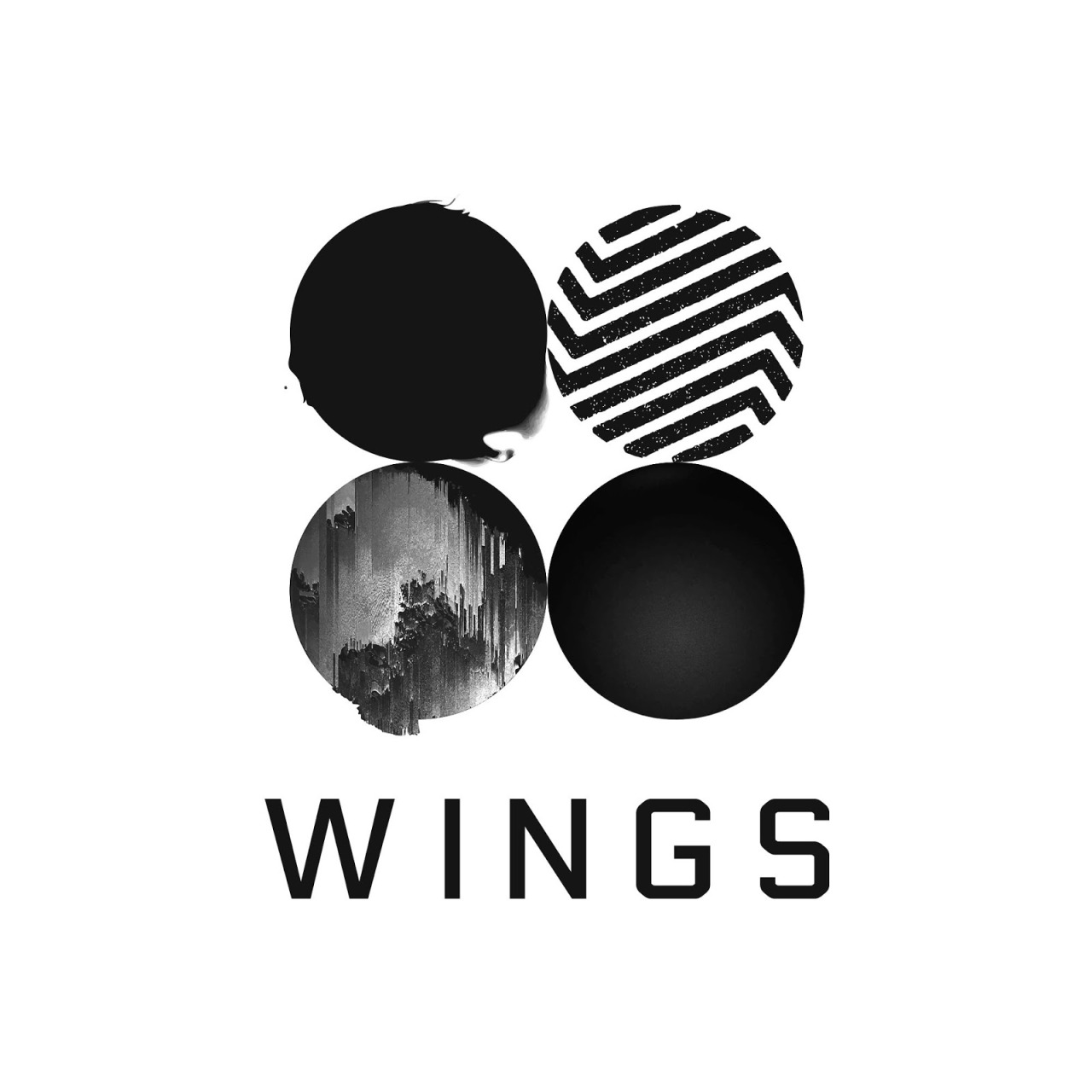 Wings - 1. Intro: Boy Meets Evil2. 피 땀 눈물 (Blood, Sweat & Tears)3. Begin by Jungkook4. Lie by Jimin5. Stigma by V6. First Love by Suga7. Reflection by Rap Monster8. MAMA by J-Hope9. Awake by Jin10. Lost11. BTS Cypher Pt. 412. Am I Wrong13. 21세기 소녀 (21st Century Girls)14. 둘! 셋! (그래도 좋은 날이 더 많기를)(Two! Three! (Hoping For More Good Days))15. Interlude: Wings