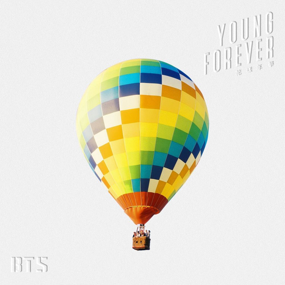 Young Forever - CD 1:1. Intro: 화양연화 (The Most Beautiful Moment In Life)2. I Need U3. 잡아줘 (Hold Me Tight)4. 고엽 (Dead Leaves)5. Butterfly (Prologue Mix)6. RUN7. Ma City8. 뱁새 (Baepsae / Silver Spoon)9. 쩔어 (Dope)10. 불타오르네 (FIRE)11. Save Me12. Epilogue: Young ForeverCD 2:1. Converse High2. 이사 (Moving On)3. Whalien 524. Butterfly5. House of Cards (Full Length Edition)6. Love Is Not Over (Full Length Edition)7. I Need U (Urban Mix)8. I Need U (Remix)9. Run (Ballad Mix)10. Run (Alternative Mix)11. Butterfly (Alternative Mix)