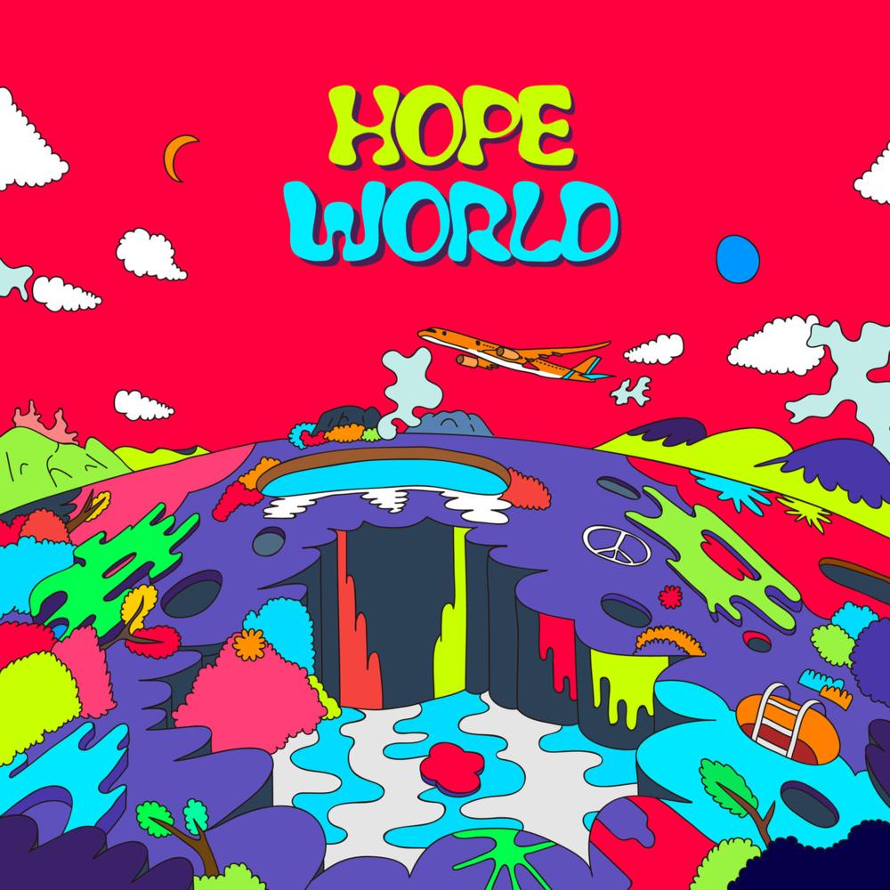 Hope World - 1. Hope World2. P.O.P (Piece Of Peace) Pt.13. Daydream (백일몽)4. Base Line5. 항상 (HANGSANG) Feat. Supreme Boi6. Airplane7. Blue Side (Outro)