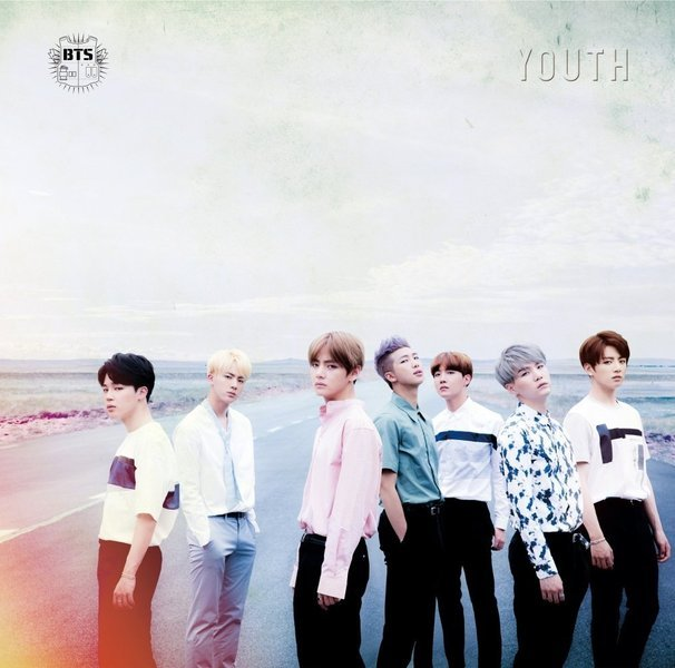 YOUTH - INTRODUCTION : YOUTH1. RUN (Japanese Ver.)2. FIRE (Japanese Ver.)3. 超ヤベー! (DOPE - Japanese Ver.)4. Good Day5. Save Me (Japanese Ver.)6. フンタン少年団 (Boyz with Fun - Japanese Ver.)7. ペップセ (Baepsae ‐ Japanese Ver.)8. Wishing on a star9. Butterfly (Japanese Ver.)10. FOR YOU11. I NEED U (Japanese Ver.)12. Epilogue: Young Forever (Japanese Ver.)