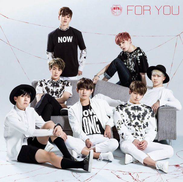 FOR YOU - 1. FOR YOU2. ホルモン戦争 (War of Hormone - Japanese Ver.)3. Let Me Know (Japanese Ver.)