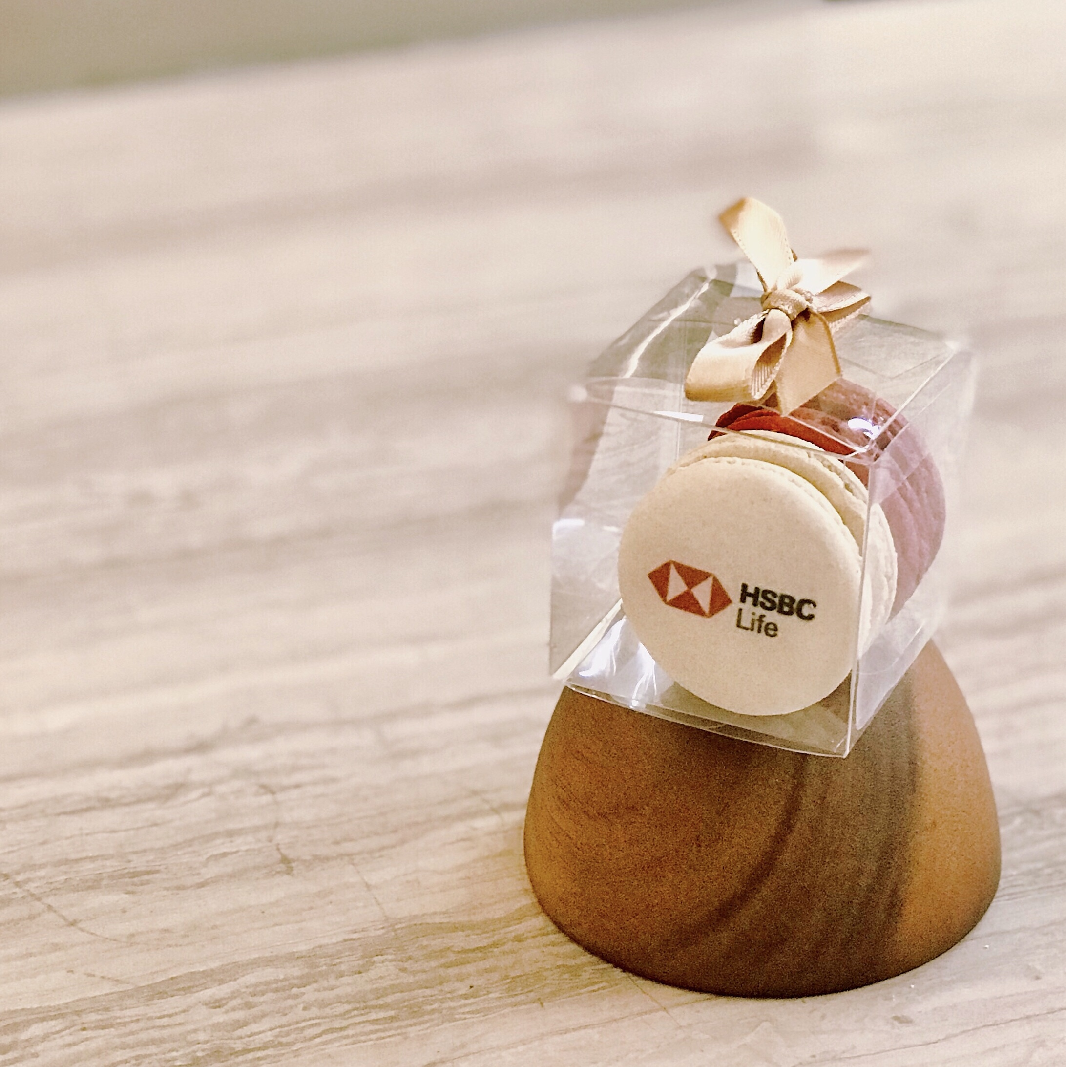 Macaron Gift Idea (2 Macarons)