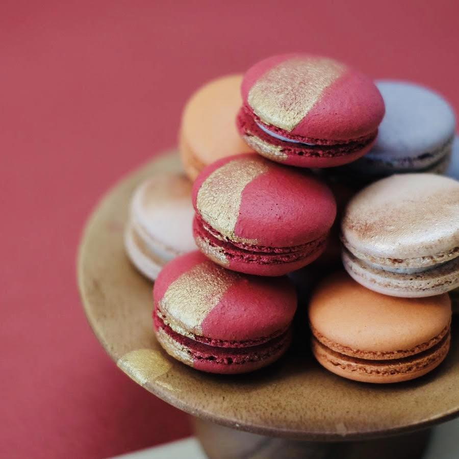 Handmade Macarons