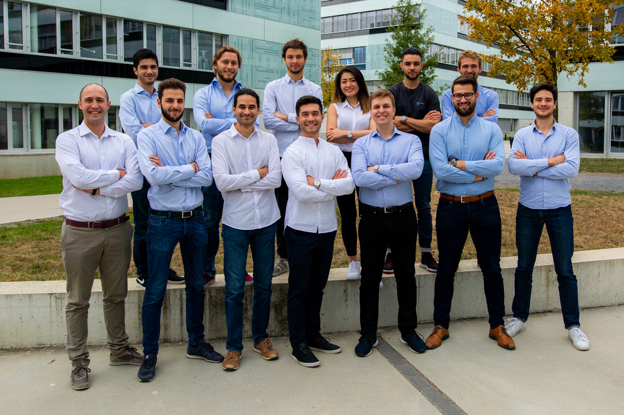 Visium and its fast-growing team!