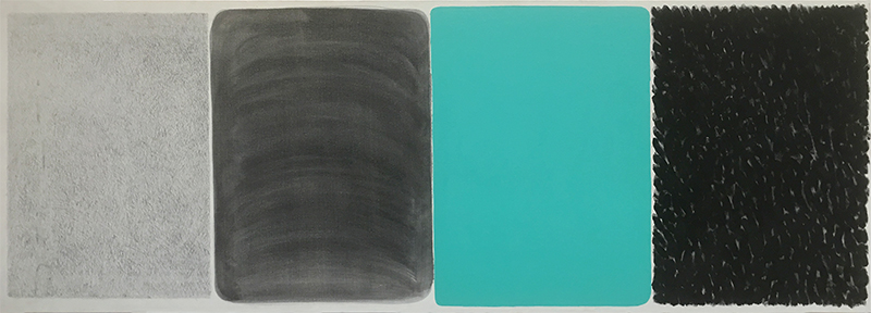 Hermine Ford, painting, 1970