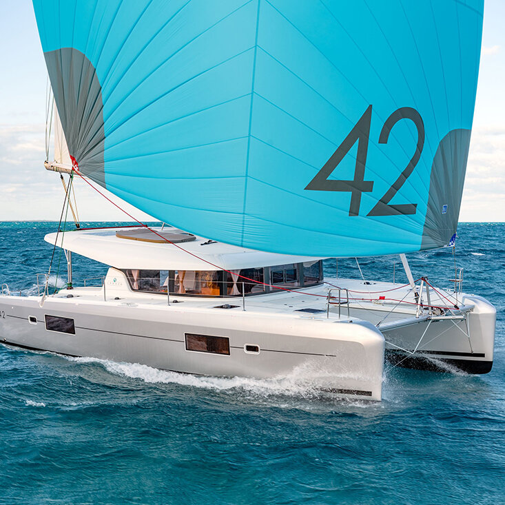 LAGOON 42-4+2 CABINS - Ask for price & details
