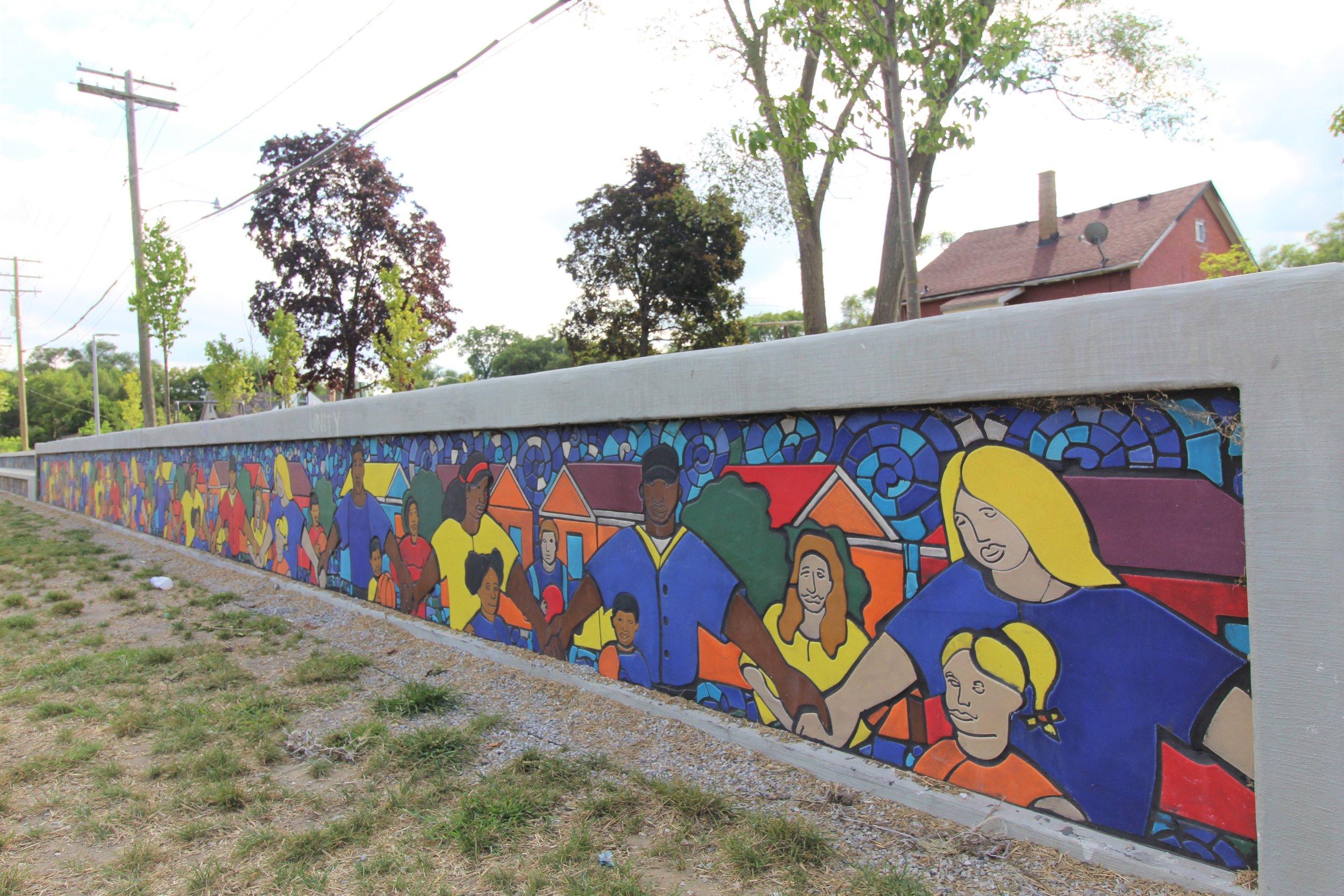 Fitzgerald Park Art