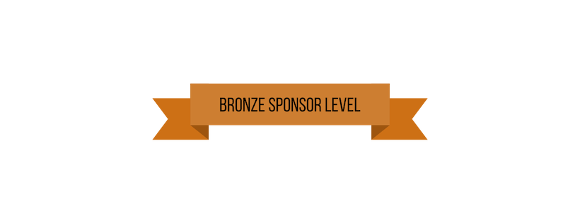 bRONZE SPONSORSHIP PACKAGE - $1,500 (3 Available)· SIGNAGE DISPLAYS· LOGO ON PRINTED & DIGITAL MEDIA· 10x10 BOOTH SPACE· SOCIAL MEDIA POSTING FREQUENCY: Once a month