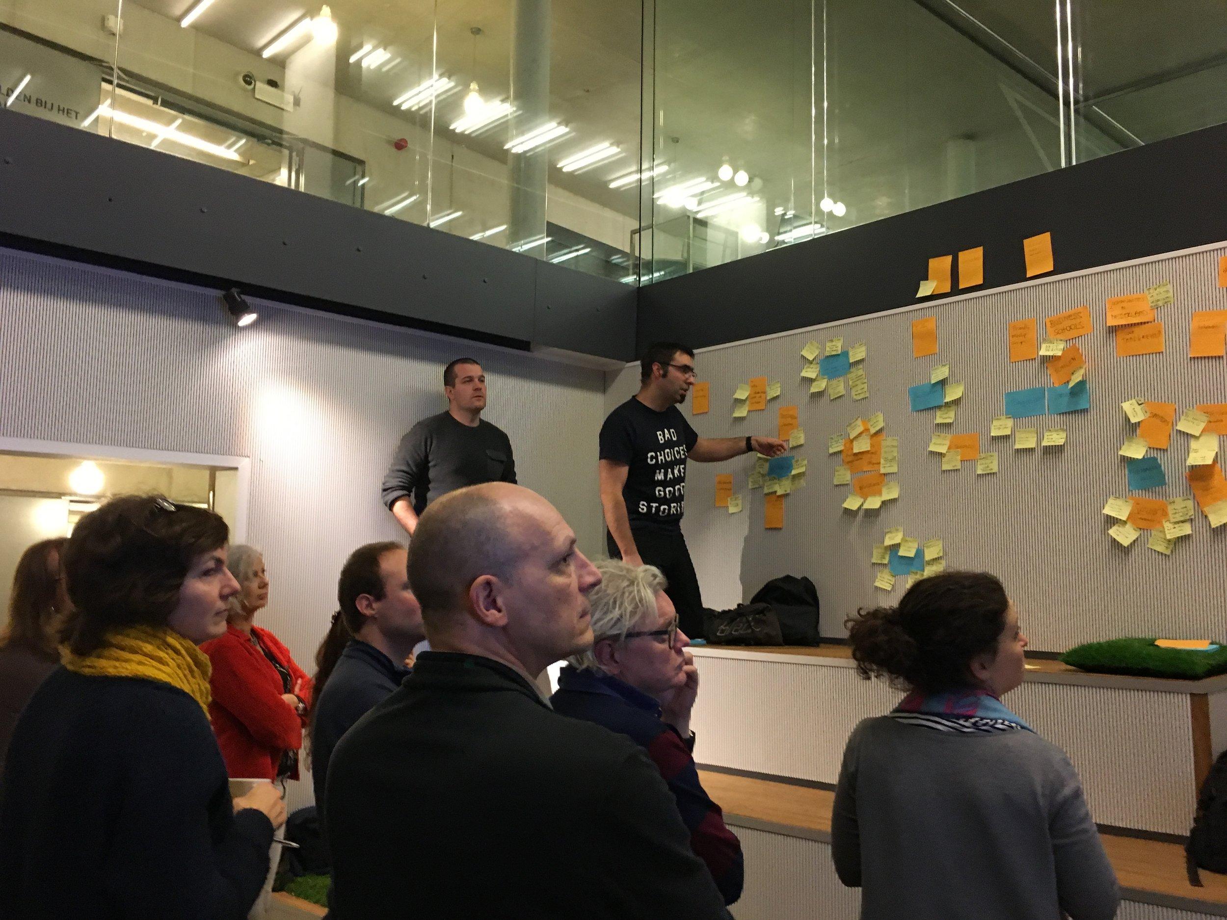 S3 Meetup Antwerpen- Driver Mapping