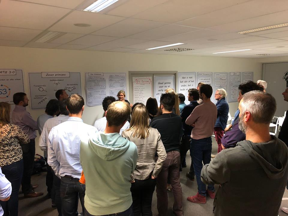 S3 Meetup Brussels- Agile Belgium