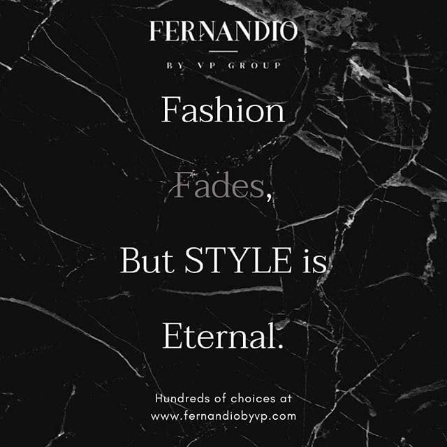 Men must always have a style. . Follow us for style inspiration @fernandiobyvp Official Website    fernandiobyvp.com