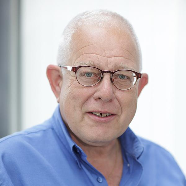 Ulrich Wisler  Geschäftsführer und Sicherheitsexperte