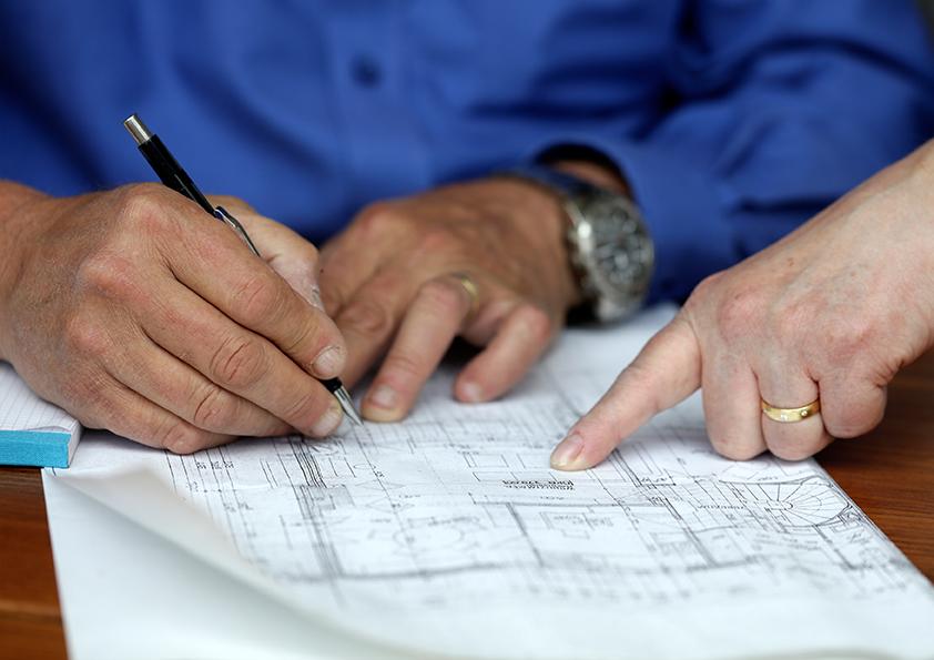 Beratung und Konzeption – Sauber geplant von A bis Z.