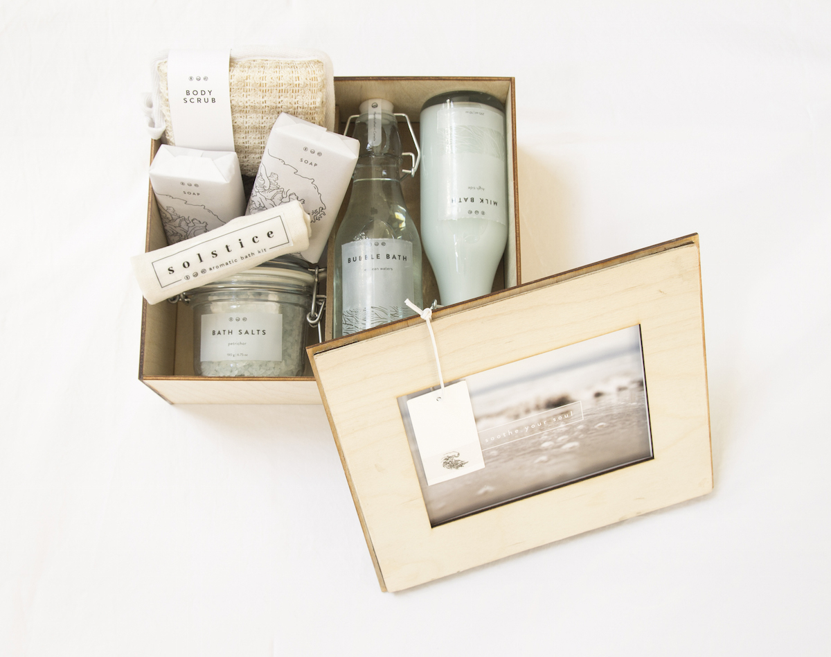 From: Solstice Aromatic Bath Kit