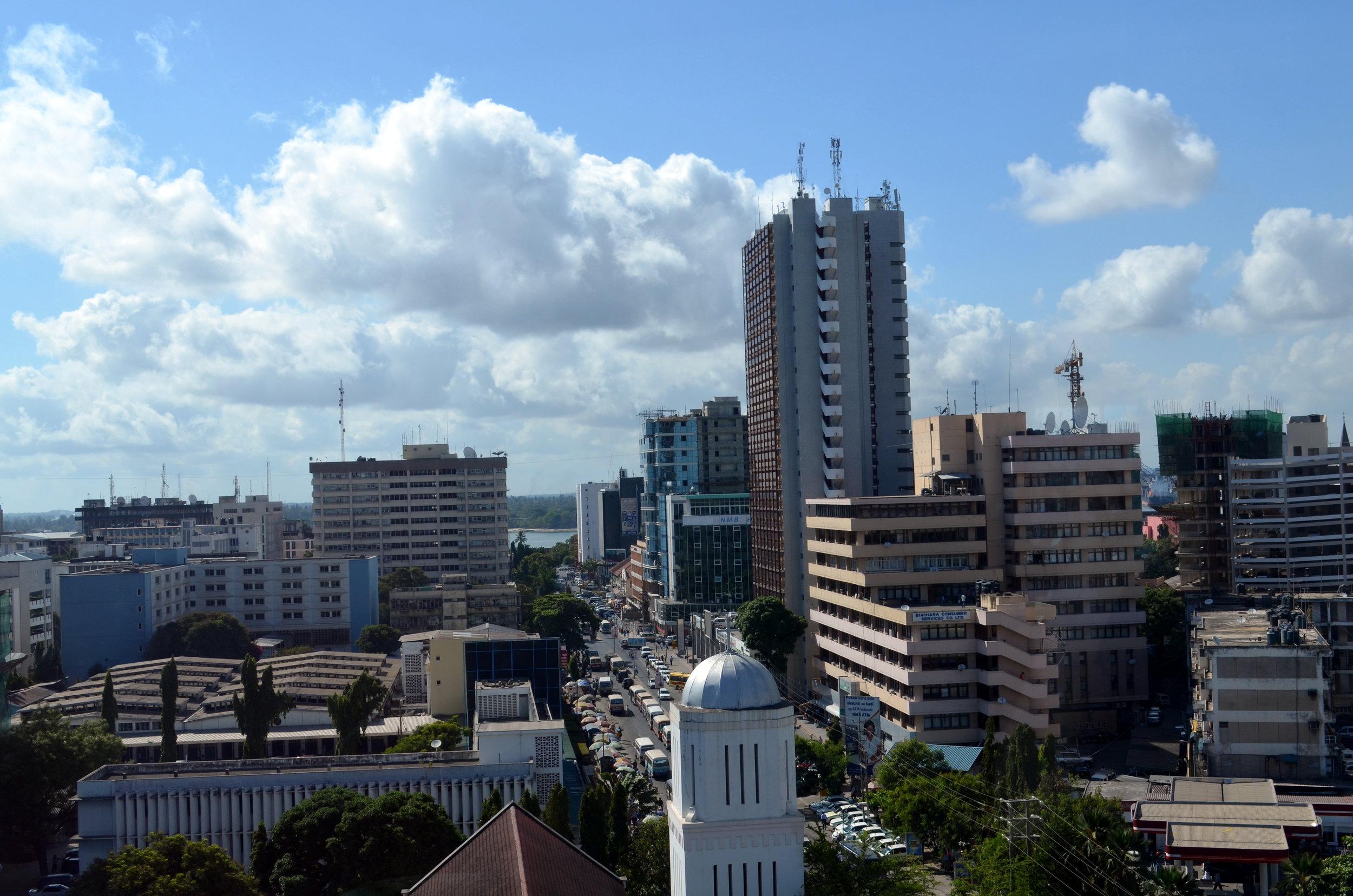 Copy of Dar es Salaam, Tanzania (AF05)