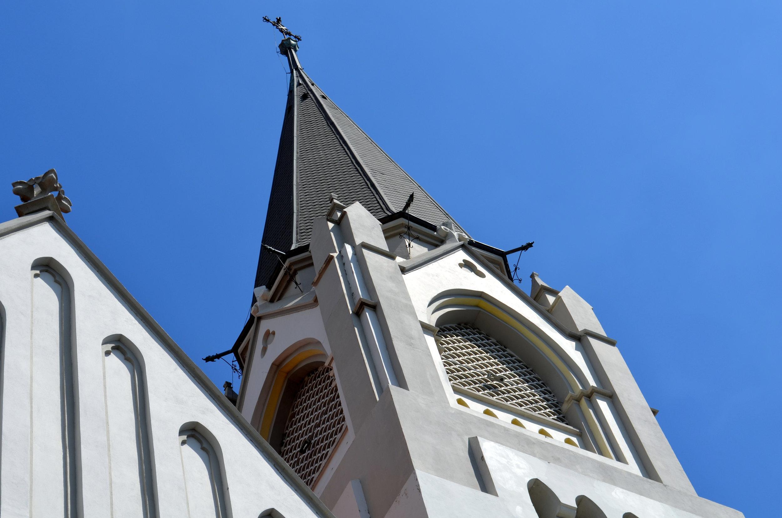 Copy of St. Joseph's steeple (AF035)