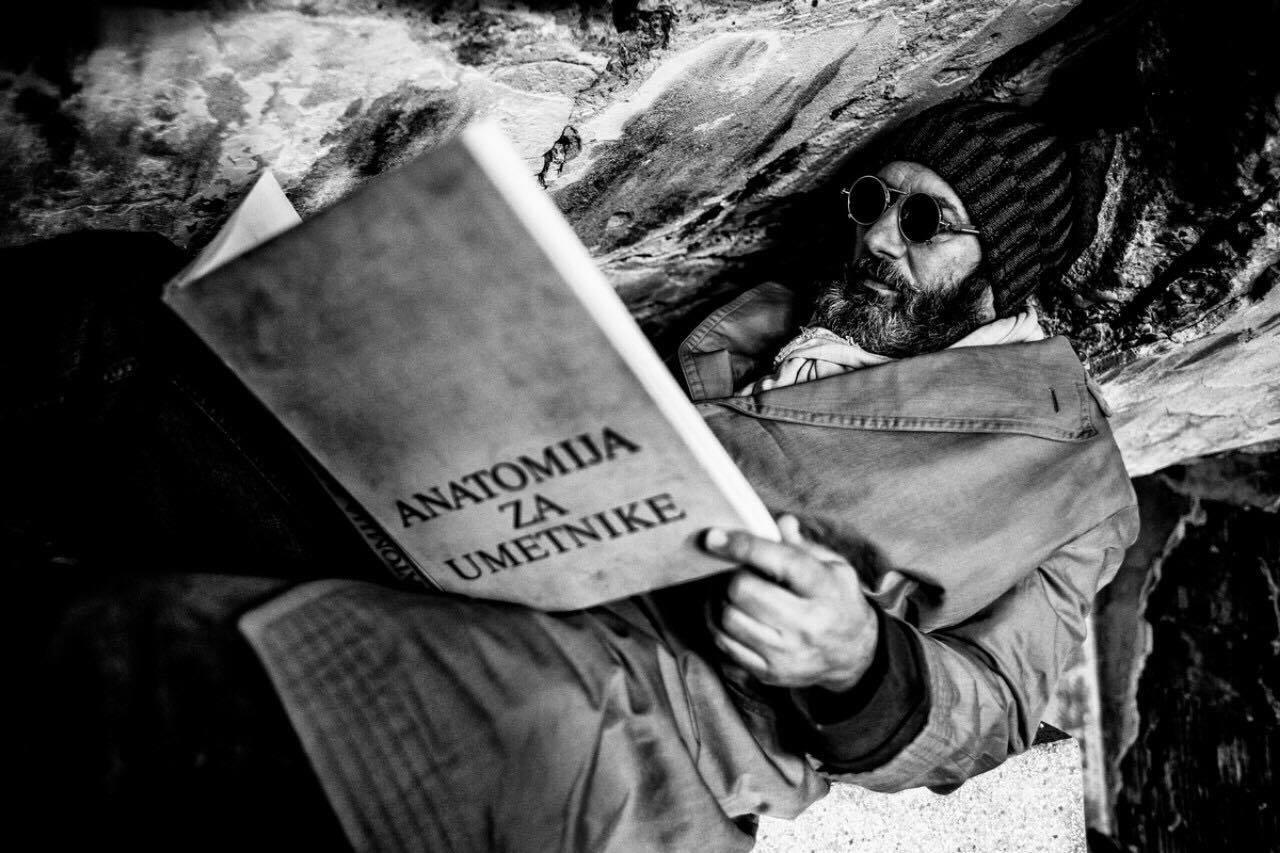 Der Fotokünstler Ranko Djurovic