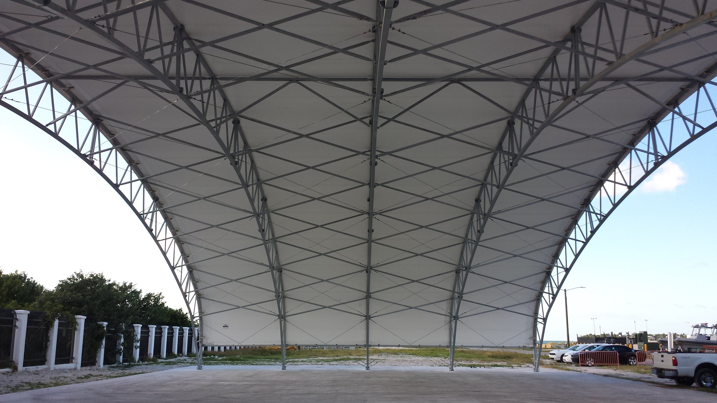 Fabric Structures: Design and Materials