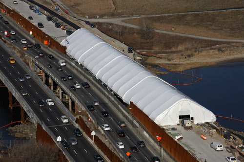 Portable Mobile Fabric Structures