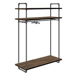 3-Rohrfabrik-Kleidergestell-Rohr-Wasserrohr-mit-Holz-Ablage-Tablar-moebeldesign-ladenbau-inneneinrichtung-schaufenster-modeschau-concept-interior-design.jpg