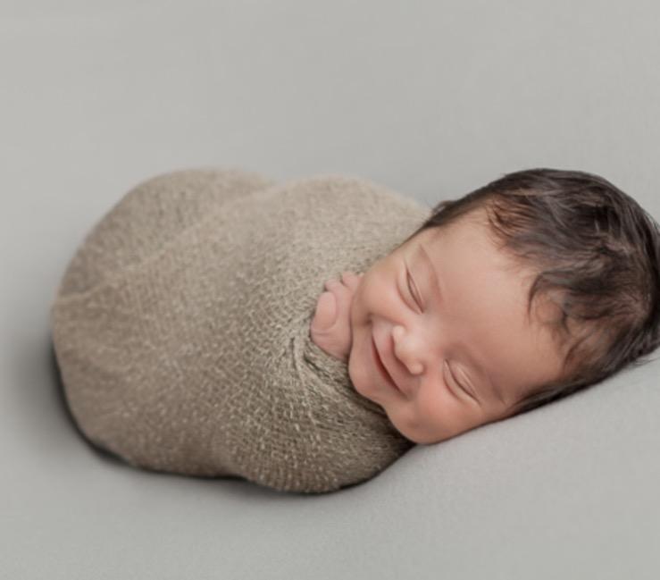 Lennox newborn photo