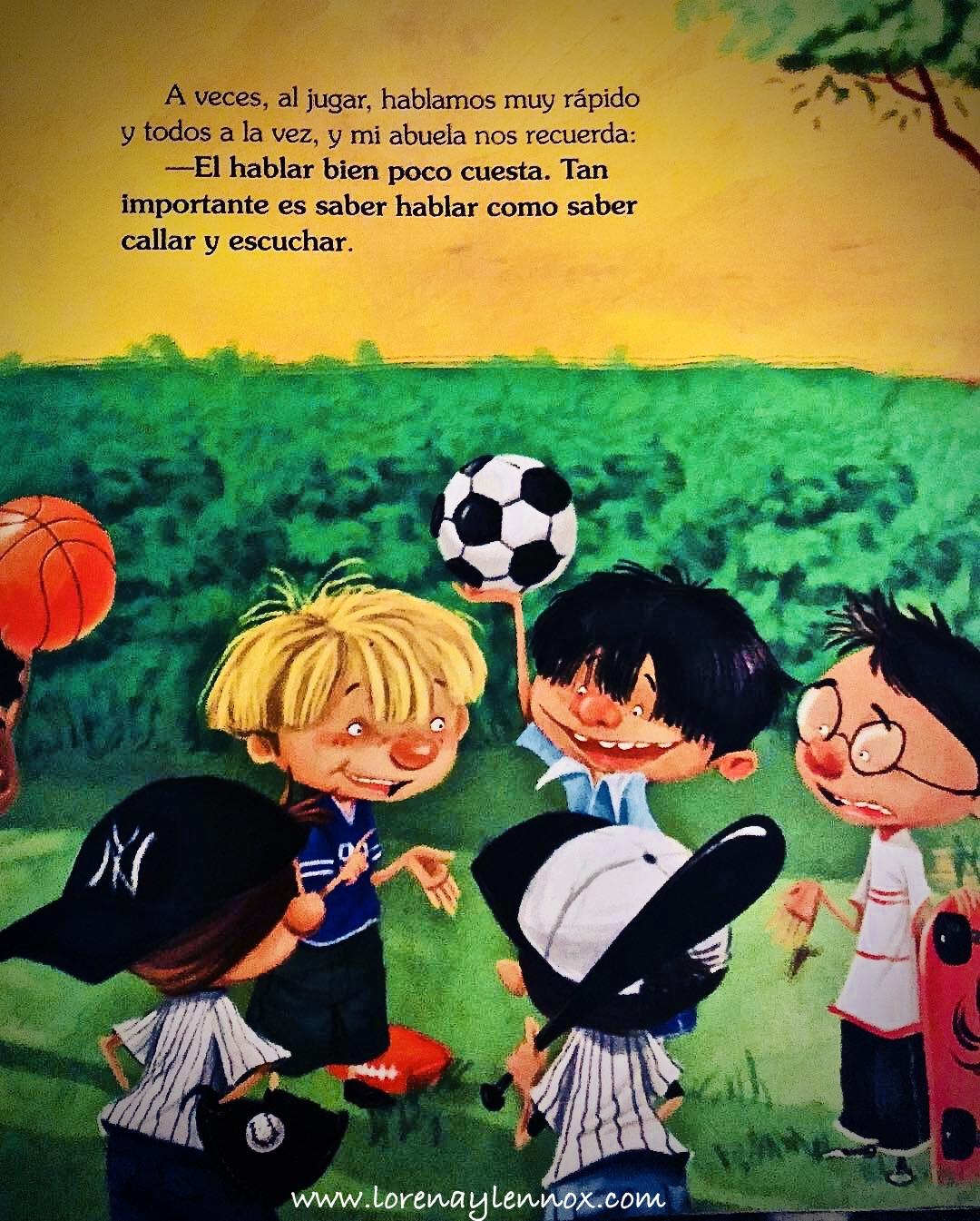 ¡Qué cosas dice mi abuela! Children's spanish book