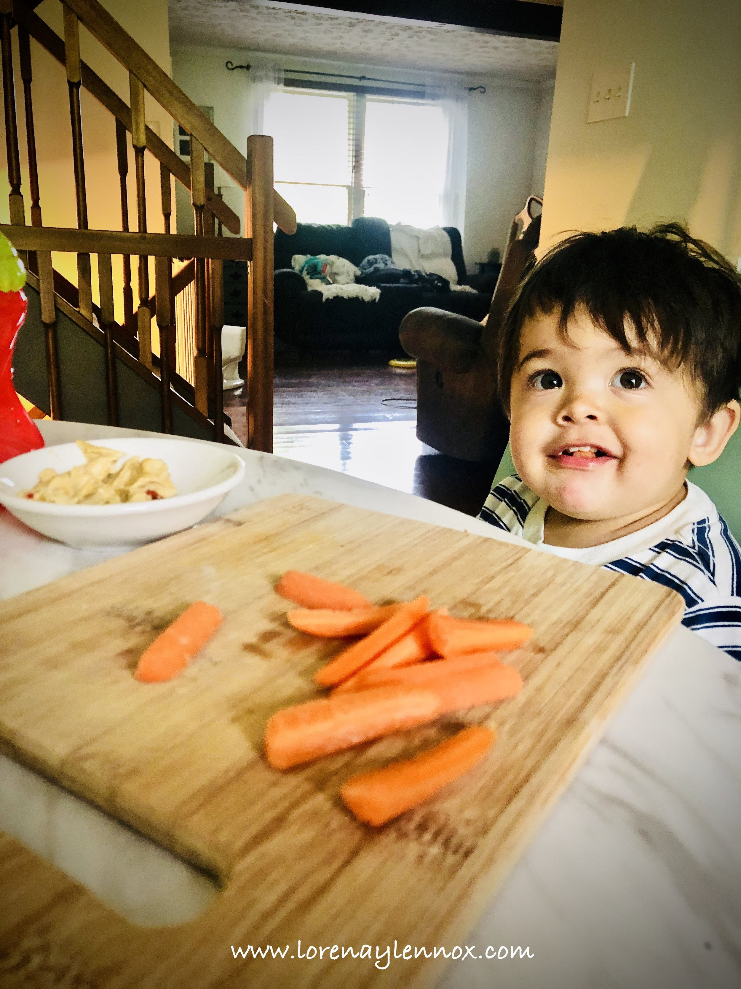What Were Some of the First Foods You Gave Your Baby During Baby Led Weaning?