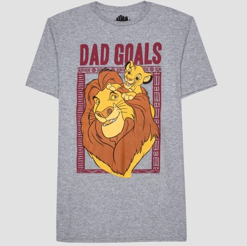 Dad Goals T-Shirt