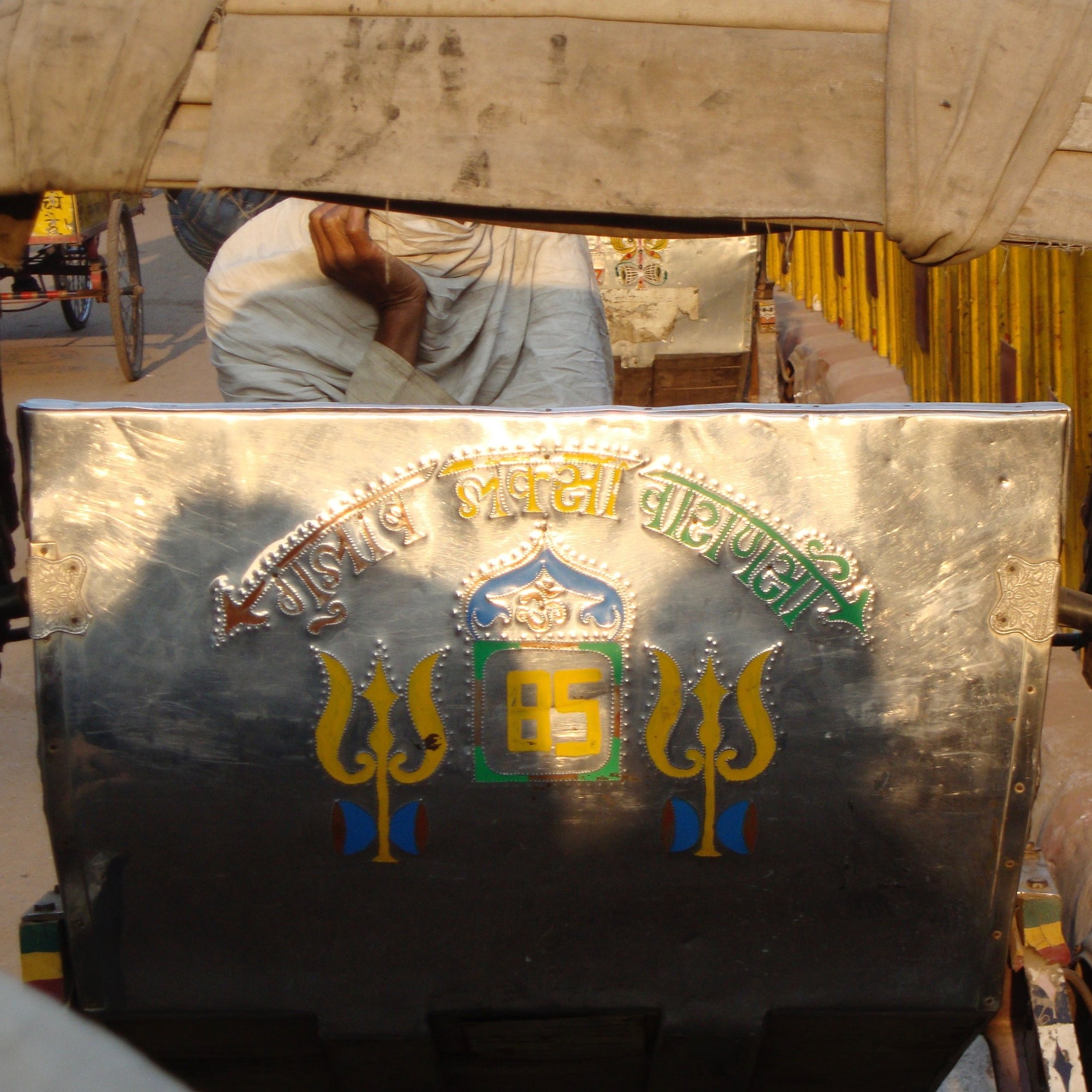 Photo: H.L.Maibom: Varanasi, India 2010.
