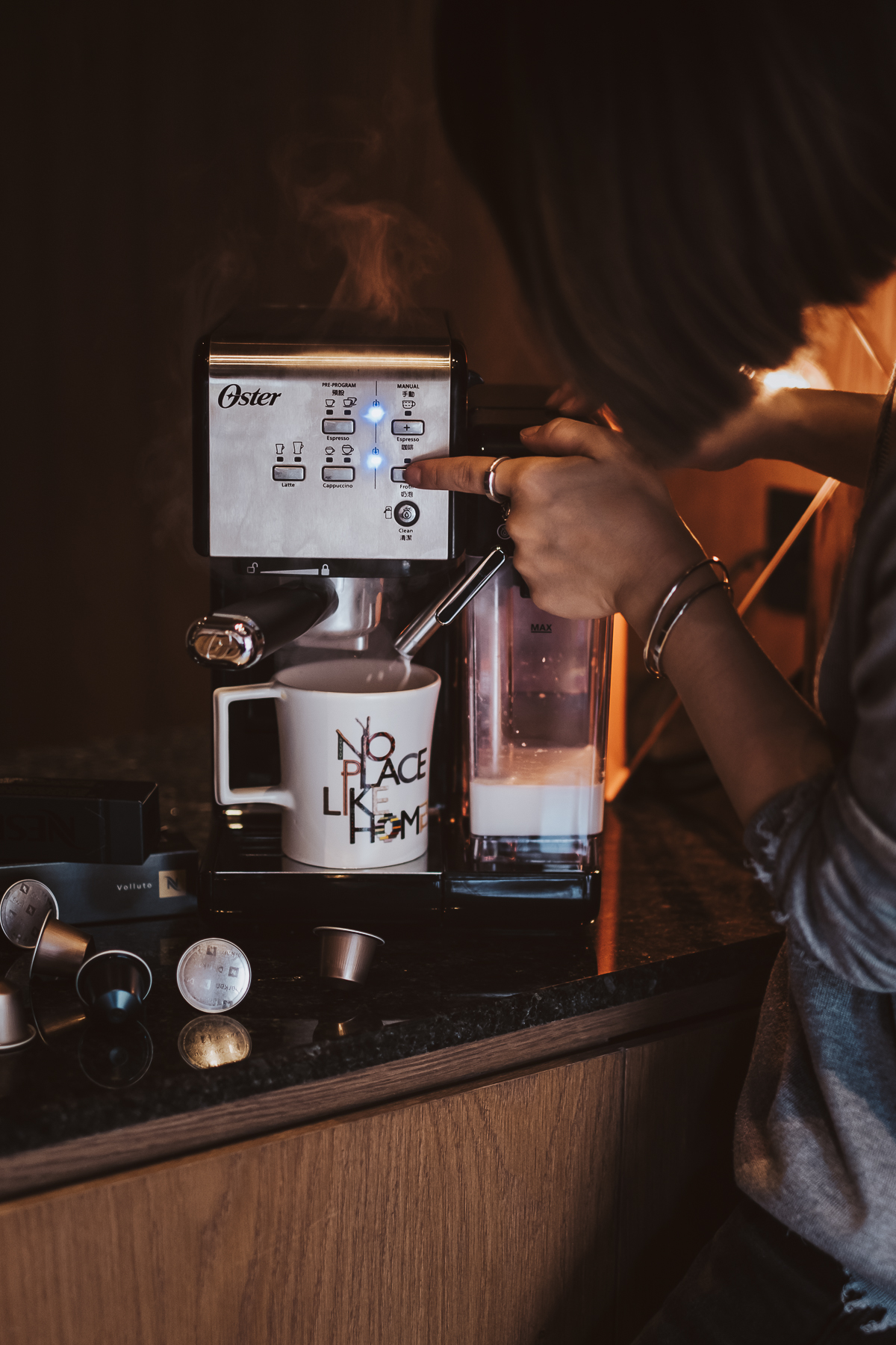 Oster Caffee Machine - HengStyle 恆隆行 - FUJIfilm X-T3 XF3514 - Yes! Please Enjoy-9.jpg