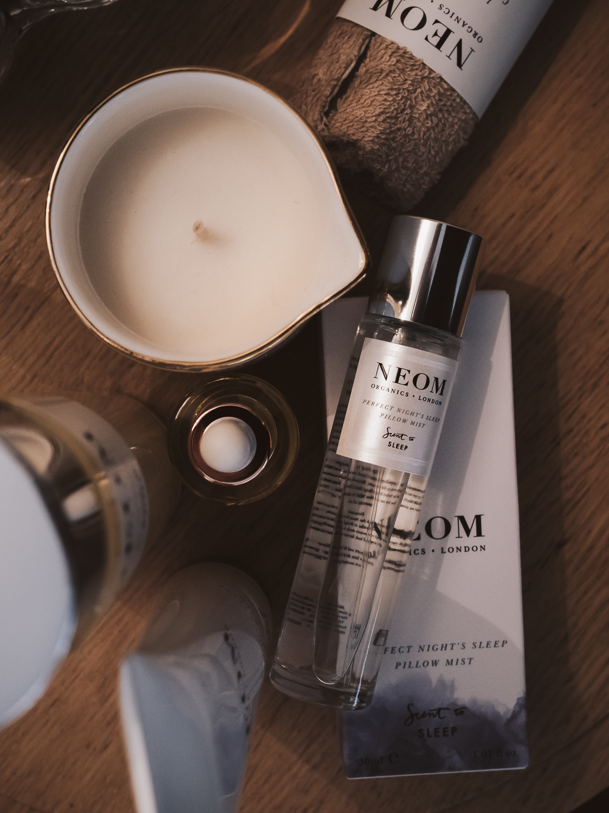 NEOM 舒緩恬睡枕頭噴霧 - Perfect Night's Sleep Pillow Mist