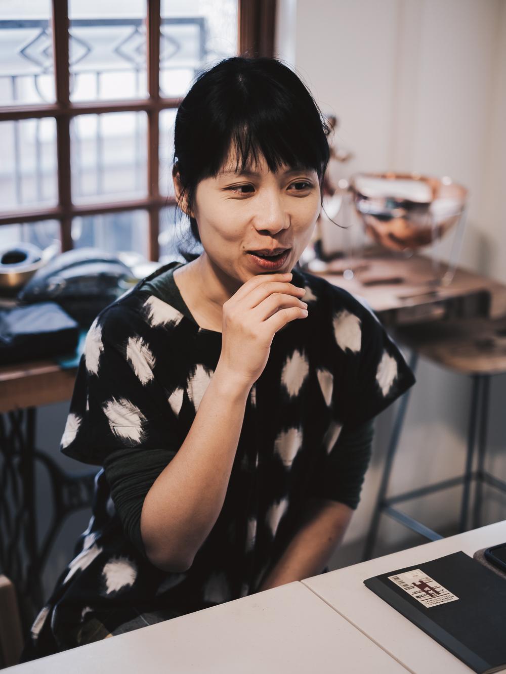 繭裹子創辦人蔡宜穎 Liz Tsai