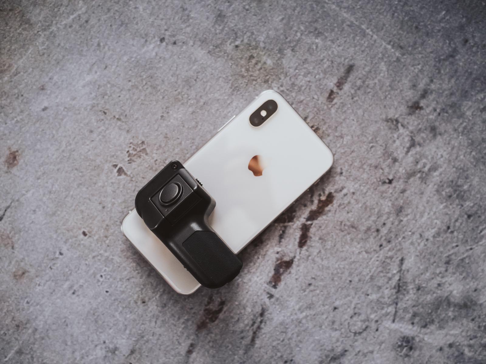 bitplay SNAP! Grip with iPhone X
