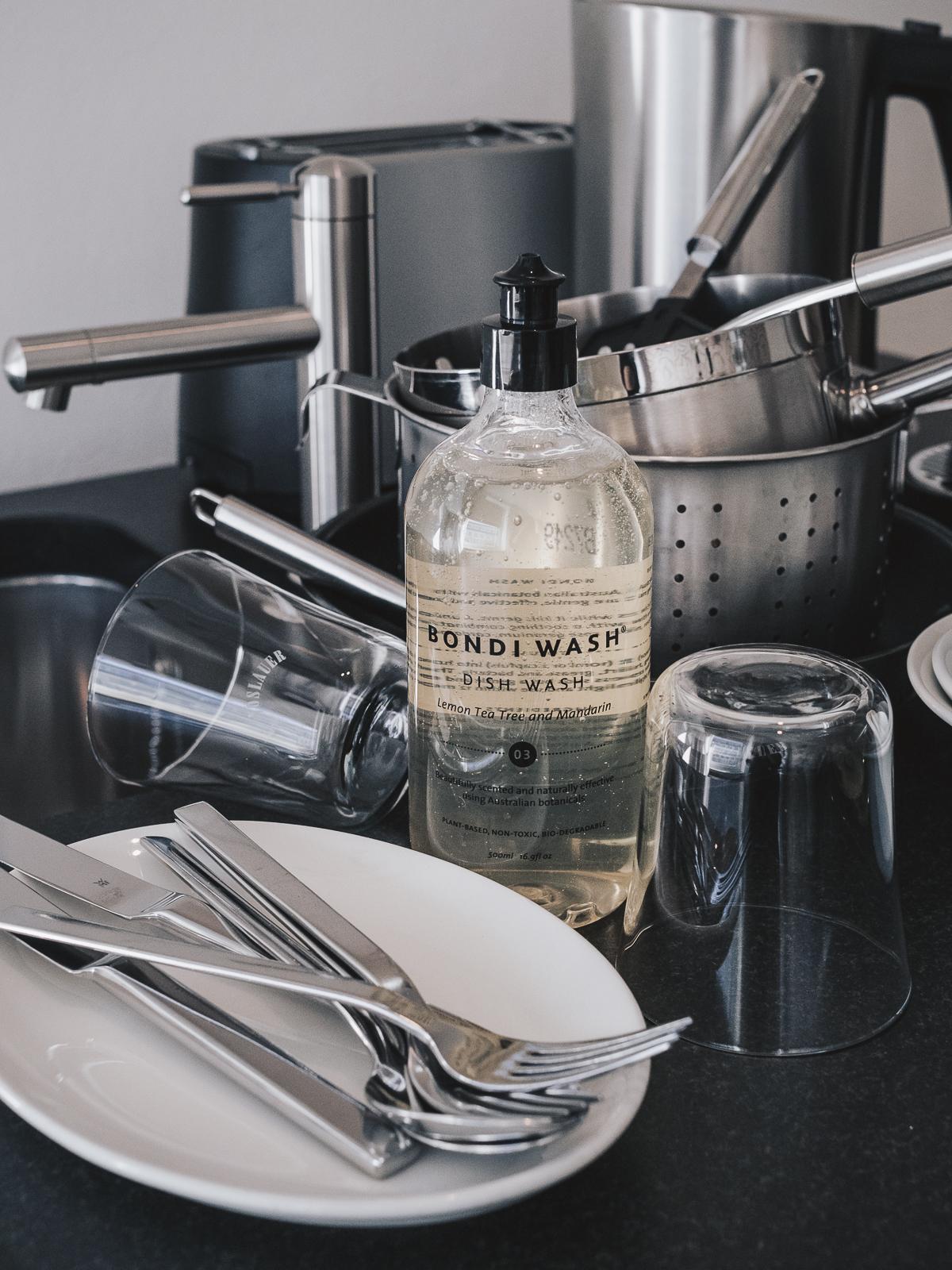 BONDI WASH檸檬茶樹 & 柑橘碗盤清潔液 - Dish Wash Lemon Tea Tree & Mandarin