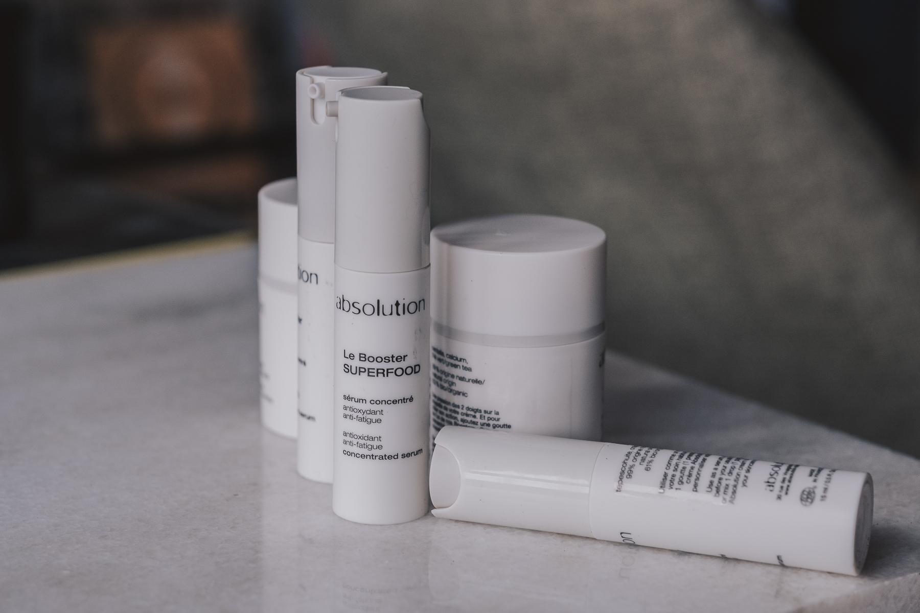 澎潤激活安瓶The Superfood Booster - 促進細胞再生、減緩皮膚老化,為肌膚注入元氣,就像肌膚的超級食物