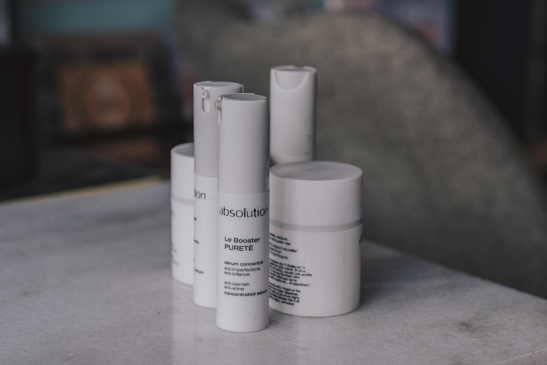 淨化激活安瓶The Purifying Booster - 調節和幫助去除皮膚瑕疵不留下痕跡