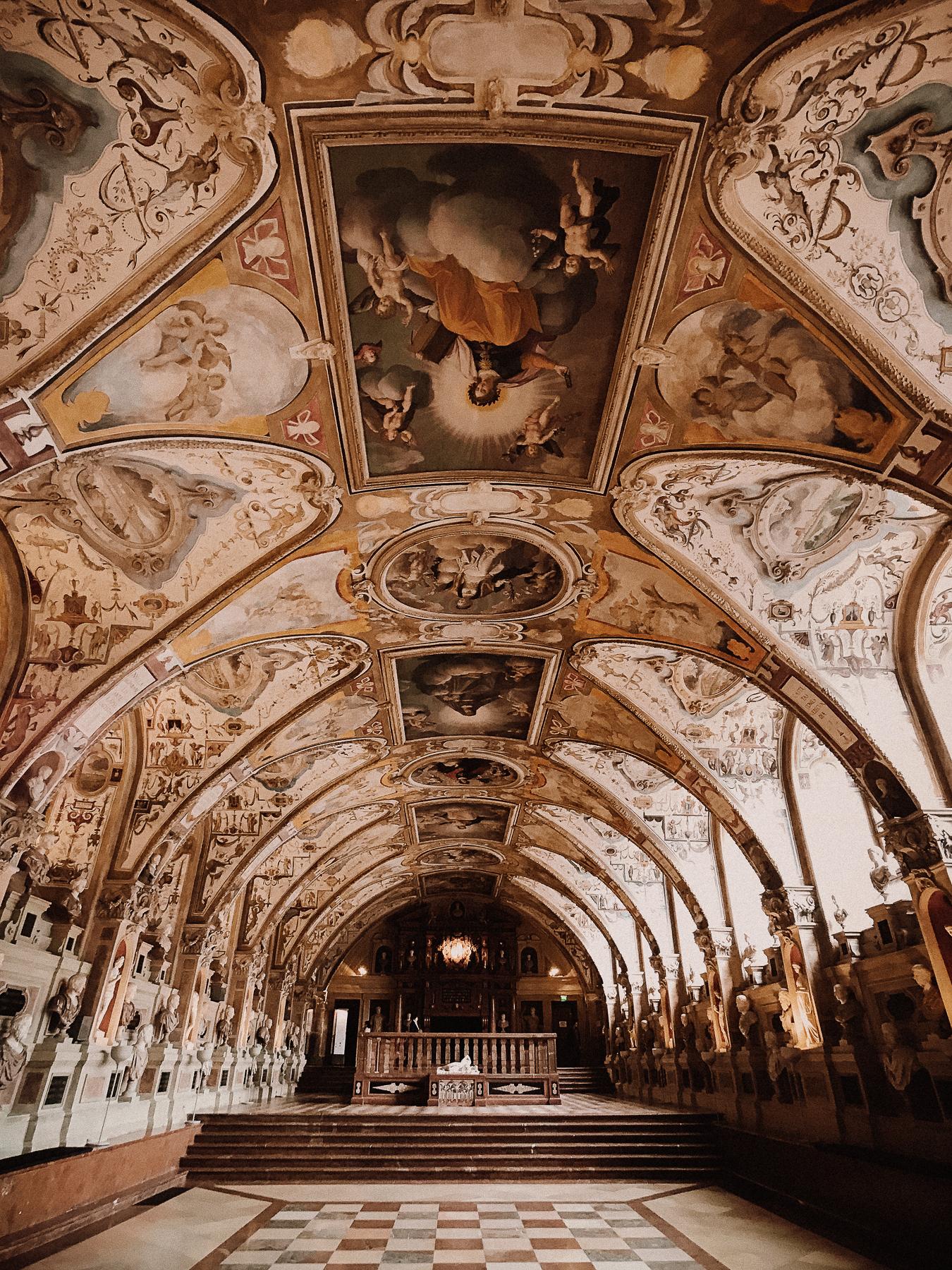 慕尼黑皇宮 Residenz München