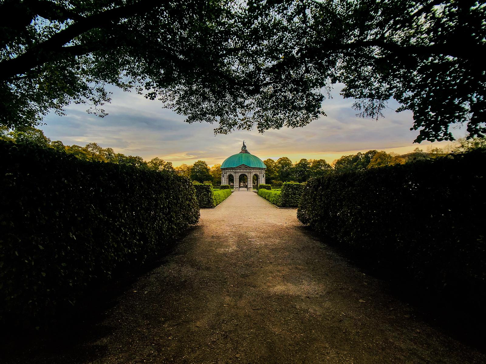 王宮花園 Hofgarten
