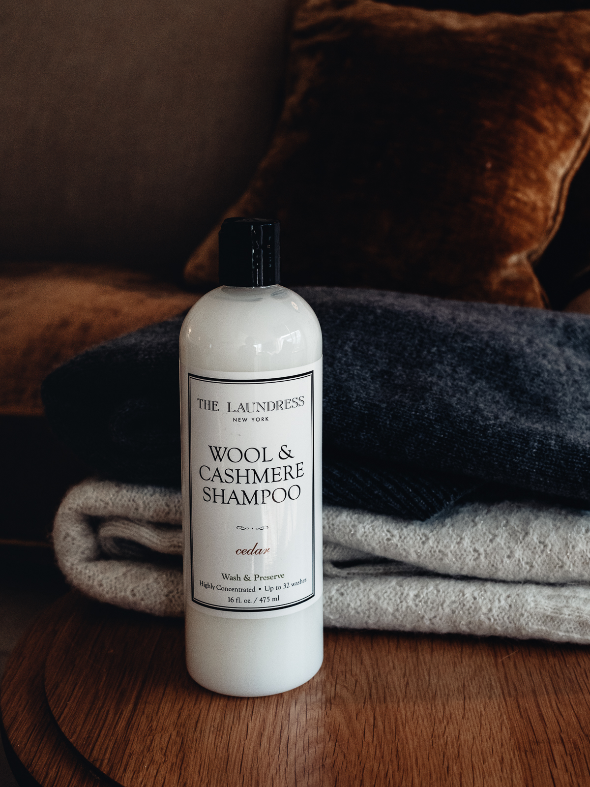 毛料衣物洗衣精 - Cedar - Wool and Cashmere Shampoo - Cedar