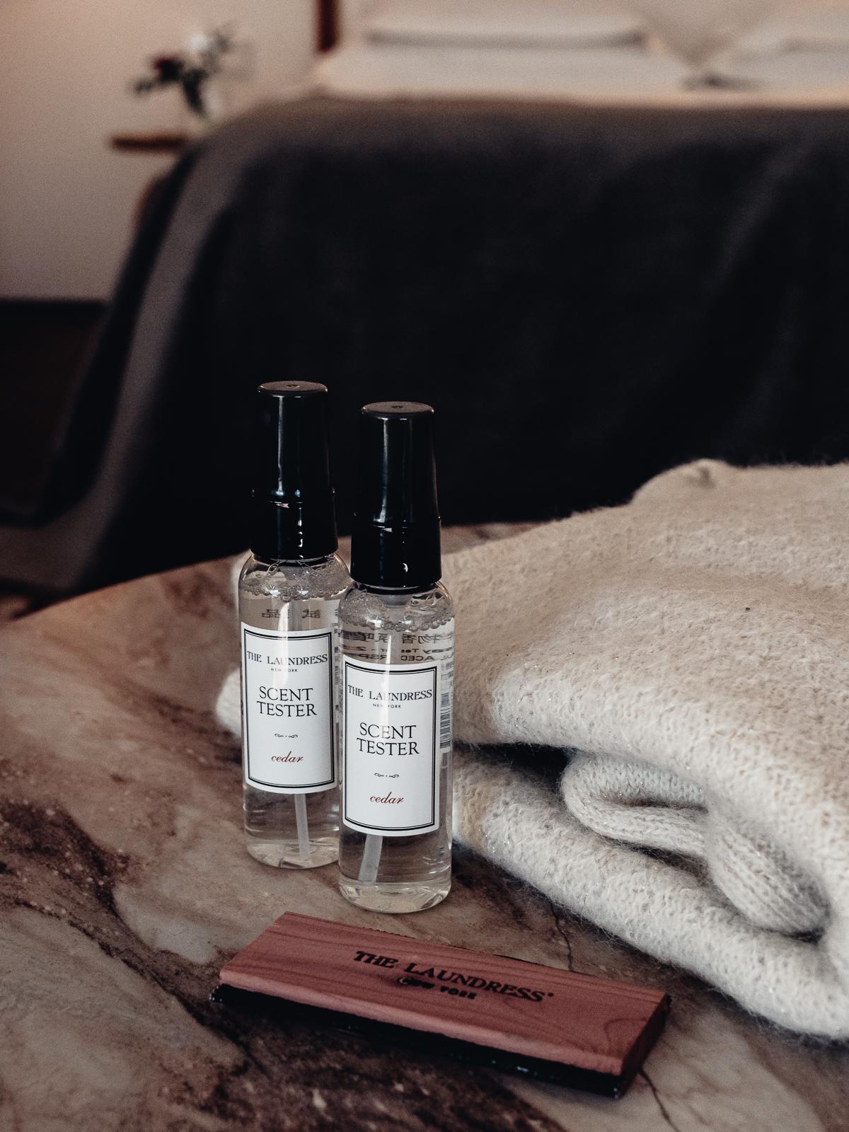 毛料衣物香氛噴霧 - Cedar、除毛球刷 - Wool and Cashmere Spray - Cedar、Sweater Comb