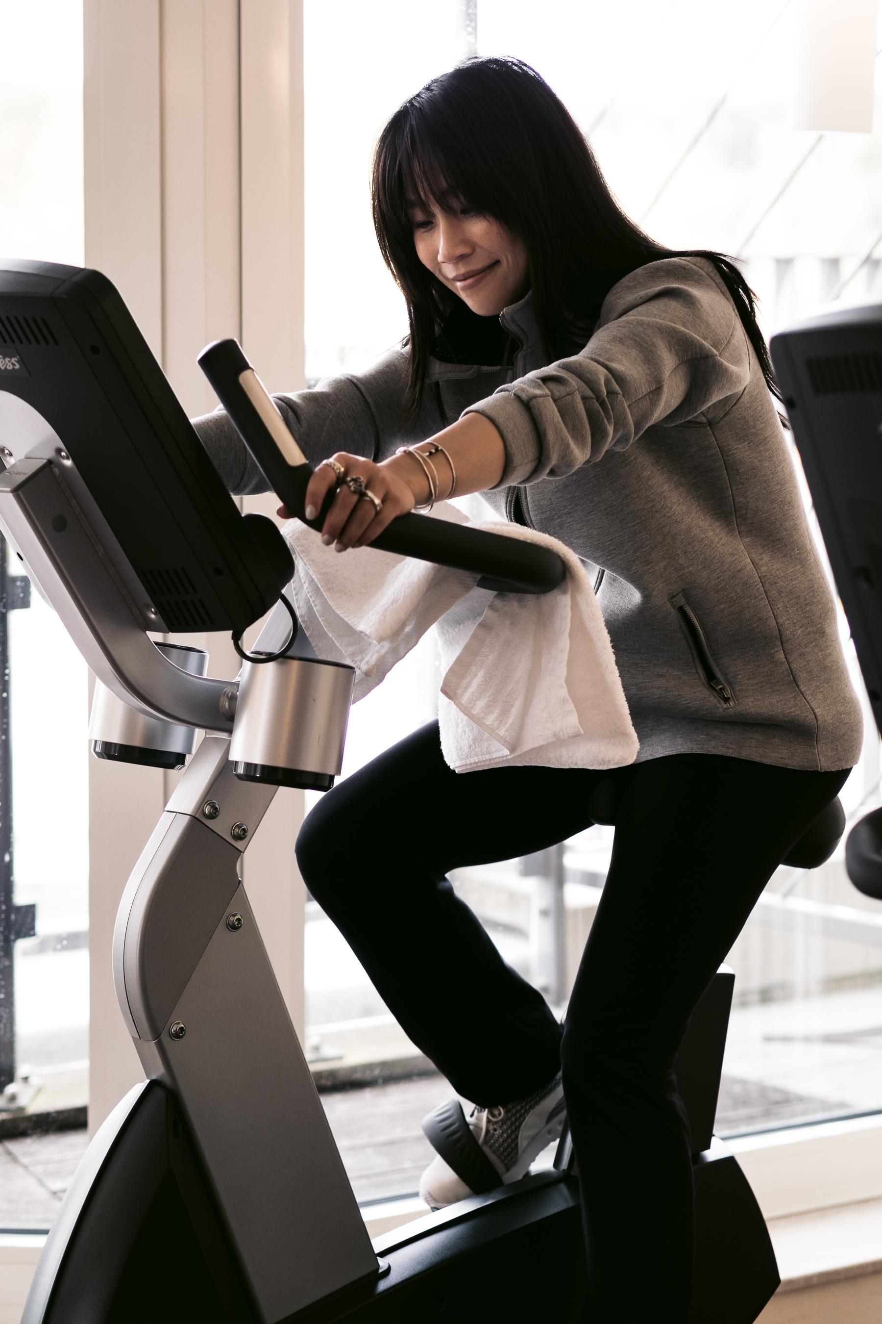 規律持續的運動習慣 - Regular exercise
